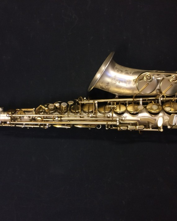 Selmer serie III Limited Edition altsax 01