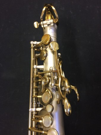 Selmer serie III Limited Edition altsax 05