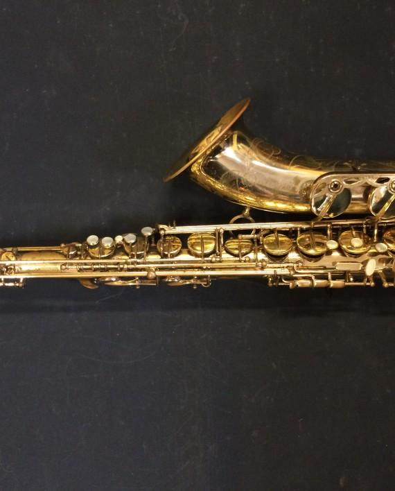 Selmer Super Action tenorsaxofoon 01