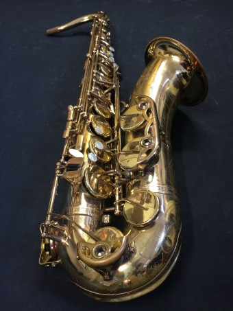 Selmer Super Action tenorsaxofoon 02